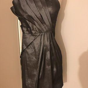 Gorgeous Strapless dress by aqua